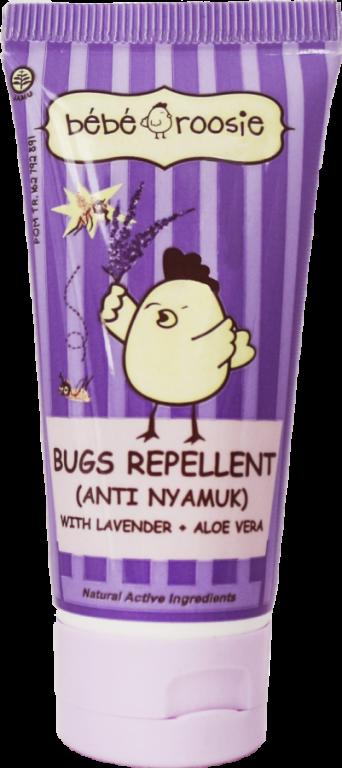 Bebe Roosie Bugs Repellent - Anti Nyamuk