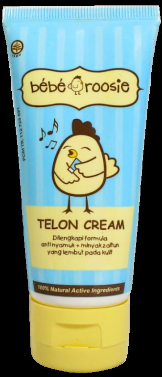 Bebe Roosie Telon Cream Minyak Telon
